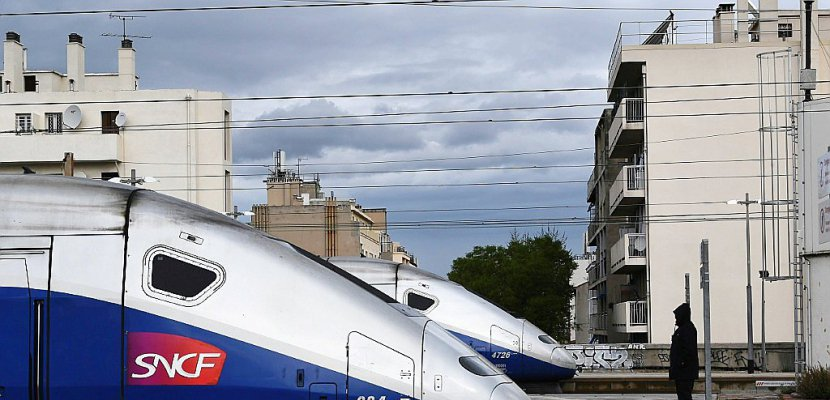 A la SNCF, la vot'action prolongée jusqu'à mardi soir, résultats mercredi