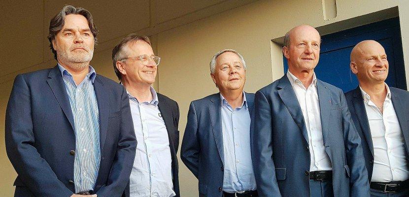 Football (Ligue 1) : Gilles Sergent, nouveau président du Stade Malherbe Caen !