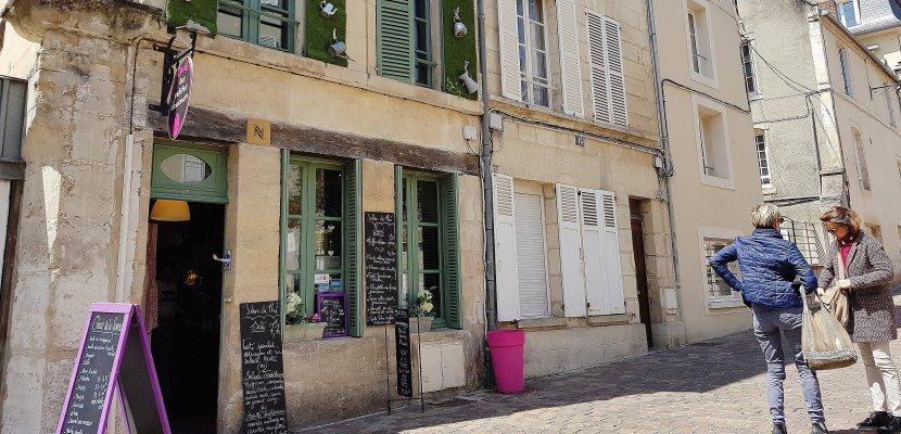 Bonne table à Caen: un déjeuner aux Petites douceurs