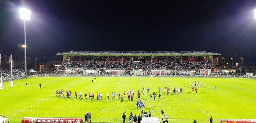 Rugby : revenu de loin, Rouen reste en vie avant la finale retour