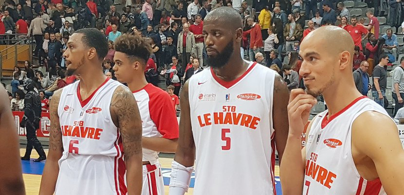 Basket (Pro B, 34e journée) : Saint-Thomas-Le Havre descend en N1 !