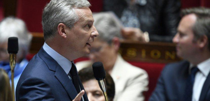 Le Maire veut maintenir la taxe d'habitation pour les résidences secondaires