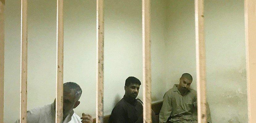 """Surnommé le """"nouvel Abaaoud"""", un jihadiste belge condamné à mort en Irak"""