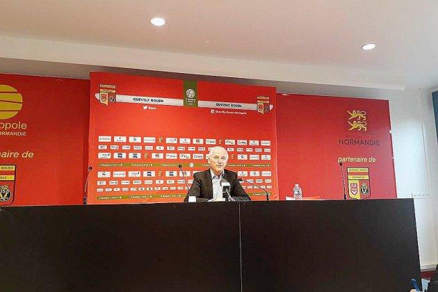 Football: malgré sa relégation, QRM a des projets pour la suite
