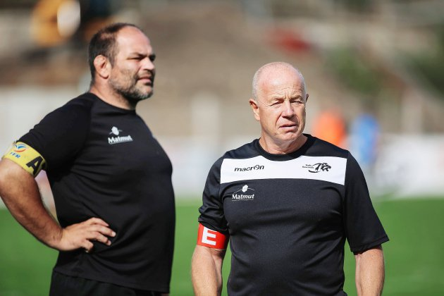 """Rugby: pour Richard Hill, Rouen """"a la meilleure équipe"""""""