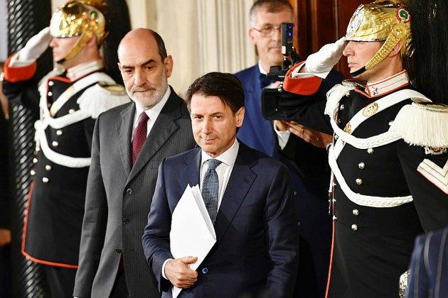 "Italie: Giuseppe Conte, ""avocat du peuple"", compose son gouvernement"