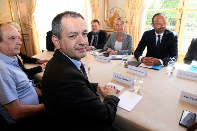 SNCF : les syndicats de retour à Matignon attendu sur le social et les finances