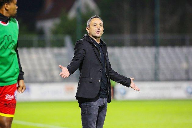Football: Manu Da Costa (QRM) valide son diplôme d'entraineur pro