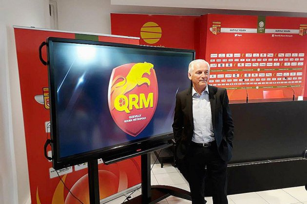 Football: à QRM, les contours de l'équipe se dessinent