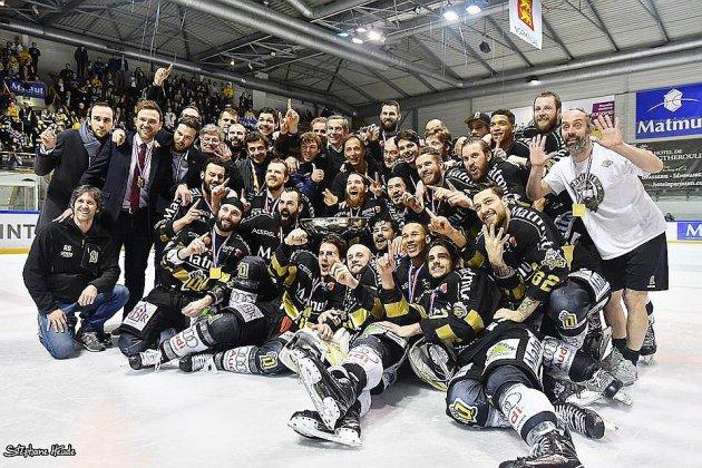 Hockey à Rouen : six jeunes reconduits et le programme de la Champions Hockey League dévoilé