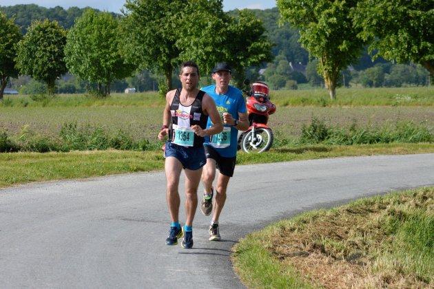 Un portugais et deux cousins stars du 21e Marathon du Mont-Saint-Michel