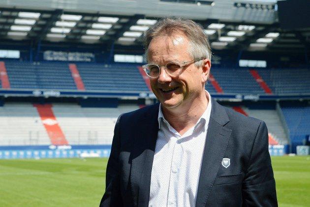 Football: Gilles Sergent s'exprime sur le nouvel entraîneur du SM Caen
