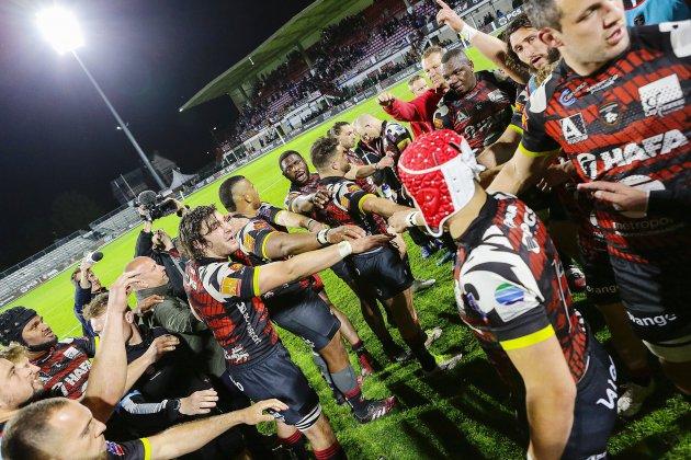 Rugby: Rouen a laissé filer son rêve de Pro D2