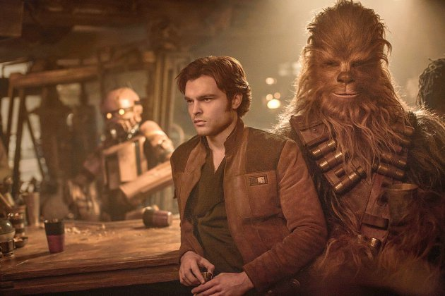Solo : a star wars story, pas exaltant mais correct