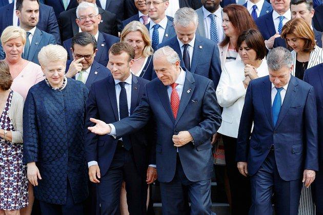 OCDE: choc frontal entre les Etats-Unis et leurs partenaires