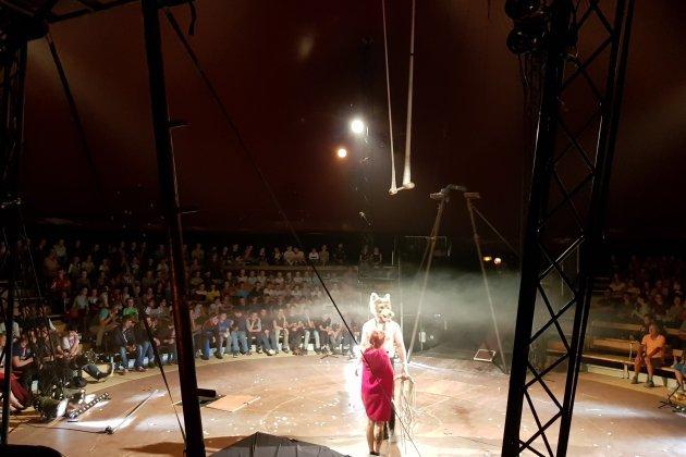 La fête du cirque à Saint-Romain-de-Colbosc