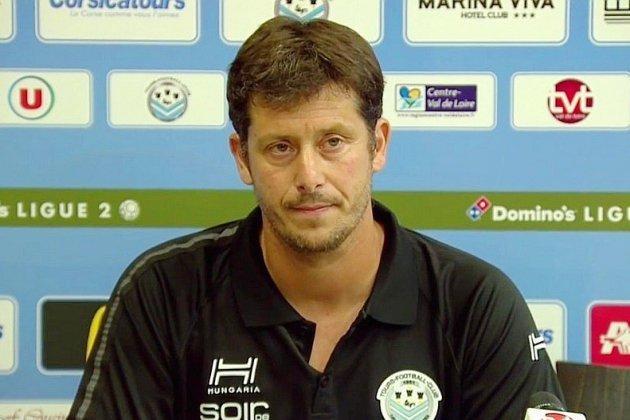 Fabien Mercadal, nouvel entraîneur du Stade Malherbe Caen