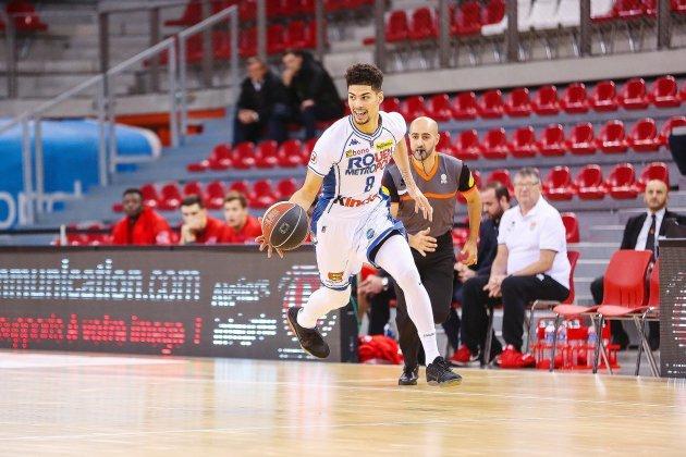Basket (play-offs) : après une folle remontée, Rouen peut nourrir des regrets