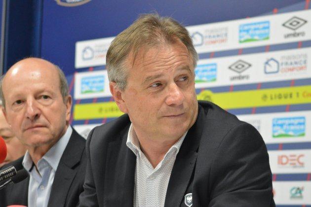 [REPLAY] Football : revivez l'interview de Gilles Sergent, invité de Tendance Sports