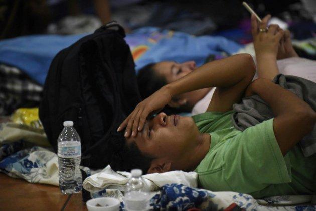Guatemala: la terreur des survivants du Volcan de Feu
