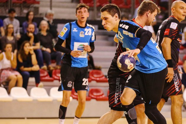 Handball: Oissel Rouen Métropole relégué après sa défaite à Bruges