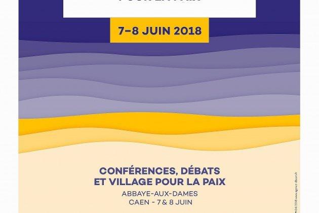 Forum mondial Normandie pour la Paix: demandez le programme!