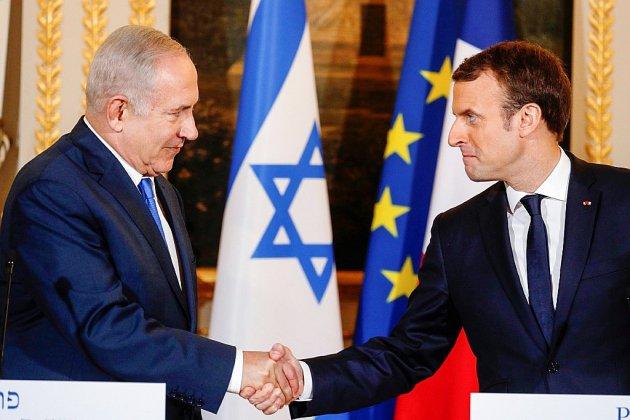 Netanyahu poursuit son offensive contre l'Iran à Paris