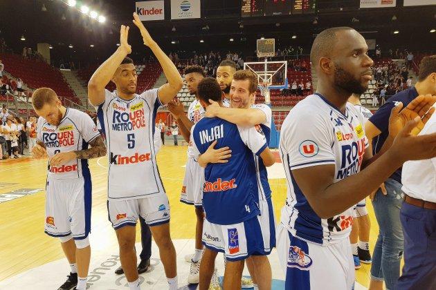Rouen Métropole Basket: enfant du club, Félix Michel raccroche