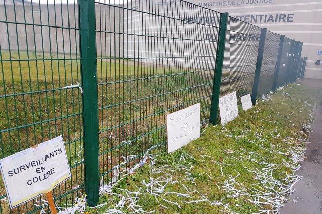 La ministre de la justice attendue à la prison du Havre