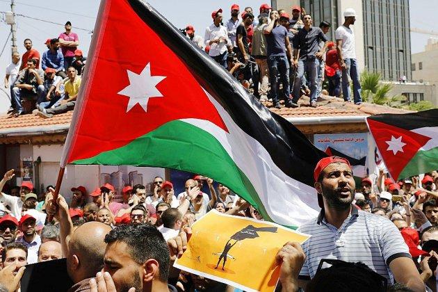 Journée de grève en Jordanie, la rue ne décolère pas