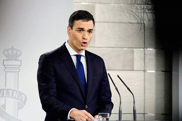 Espagne: Pedro Sanchez annonce un gouvernement pro-européen et majoritairement féminin