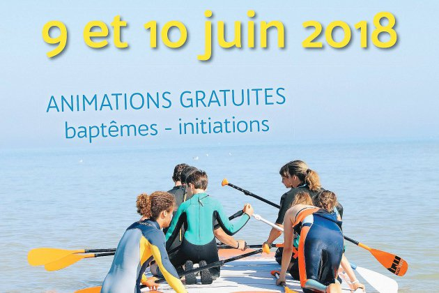 """""""Faites du Nautisme"""" les 9 et 10 Juin à Dieppe"""