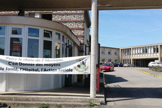Hôpital de l'Aigle: la cour d'appel donne raison à la CGT