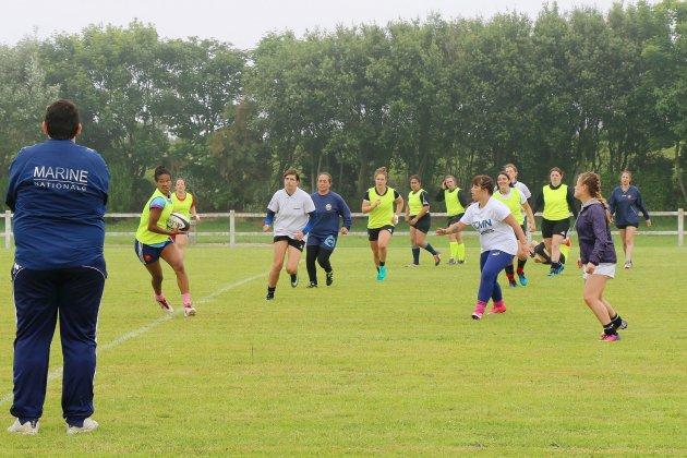 Rugby féminin : la Marine Nationale défie la British Army