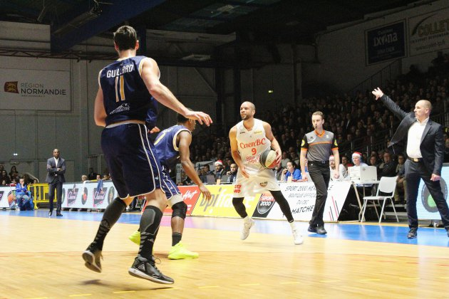 Basket : du mouvement au Caen Basket Calvados !