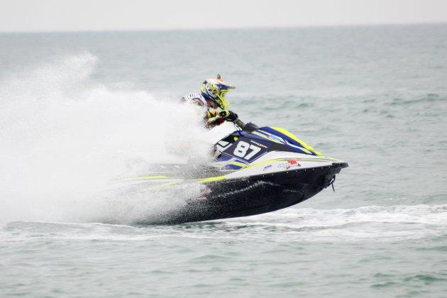 Sports nautiques : le Tour Européen de Jet-ski à Agon-Coutainville