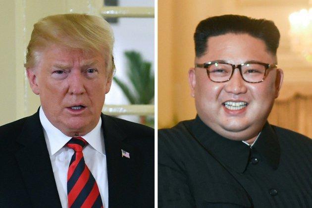 Trump-Kim, portraits croisés