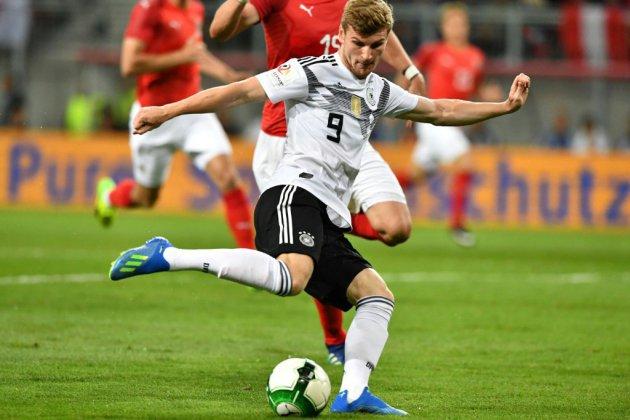 Mondial-2018: Werner, Dembélé... les cinq pépites à suivre