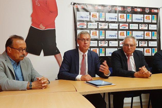 Basket-ball : Edouard Morlot nouveau président de Saint-Thomas Le Havre