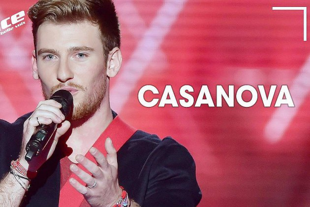 The Voice : Casanova et Betty en concert à Cherbourg