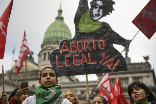 Argentine: la légalisation de l'avortement suspendue au vote des députés