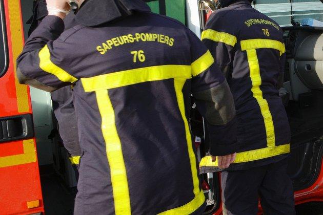Un atelier de plomberie prend feu dans le Pays de Caux