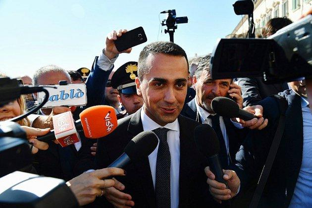 Aquarius: sans excuses de Paris, l'Italie ne cédera pas, affirme Di Maio
