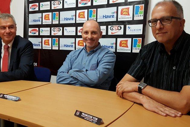Basket : Hervé Coudray s'engage avec Saint-Thomas Le Havre