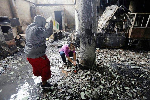 Nicaragua: huit morts dans les violences, le dialogue national fragilisé