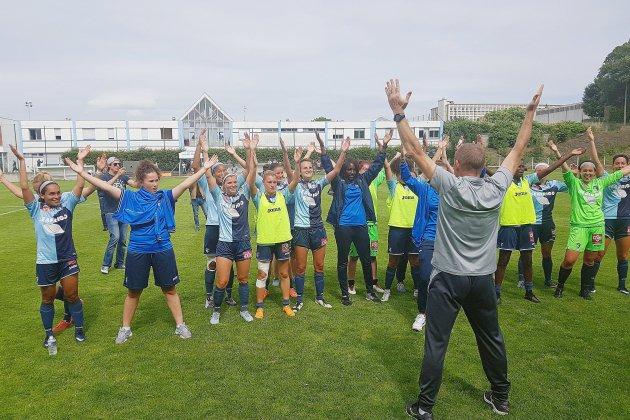 Football : Le Havreaccède à la D2 féminine