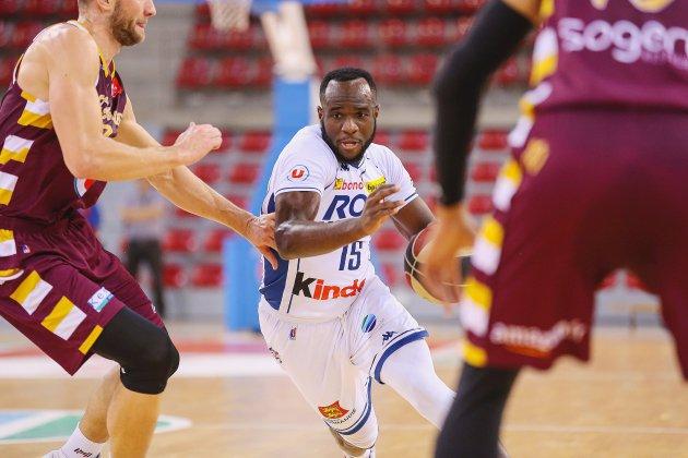 Rouen Métropole Basket: Obi emegano quitte le club pour la Jeep Élite