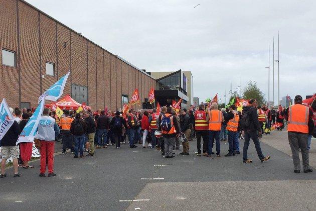Mobilisation interprofessionnelle et régionale au Havre