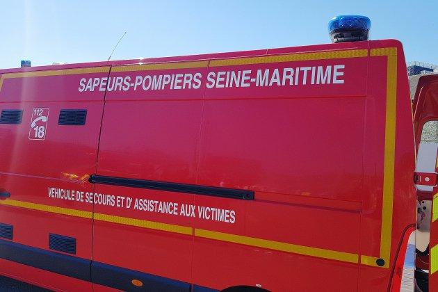 Seine-Maritime: elle fait un malaise et percute un utilitaire