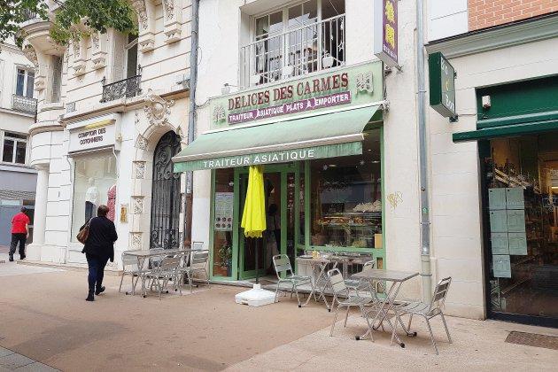 Bonne table à Rouen: des saveurs asiatiques, aux Délices des carmes